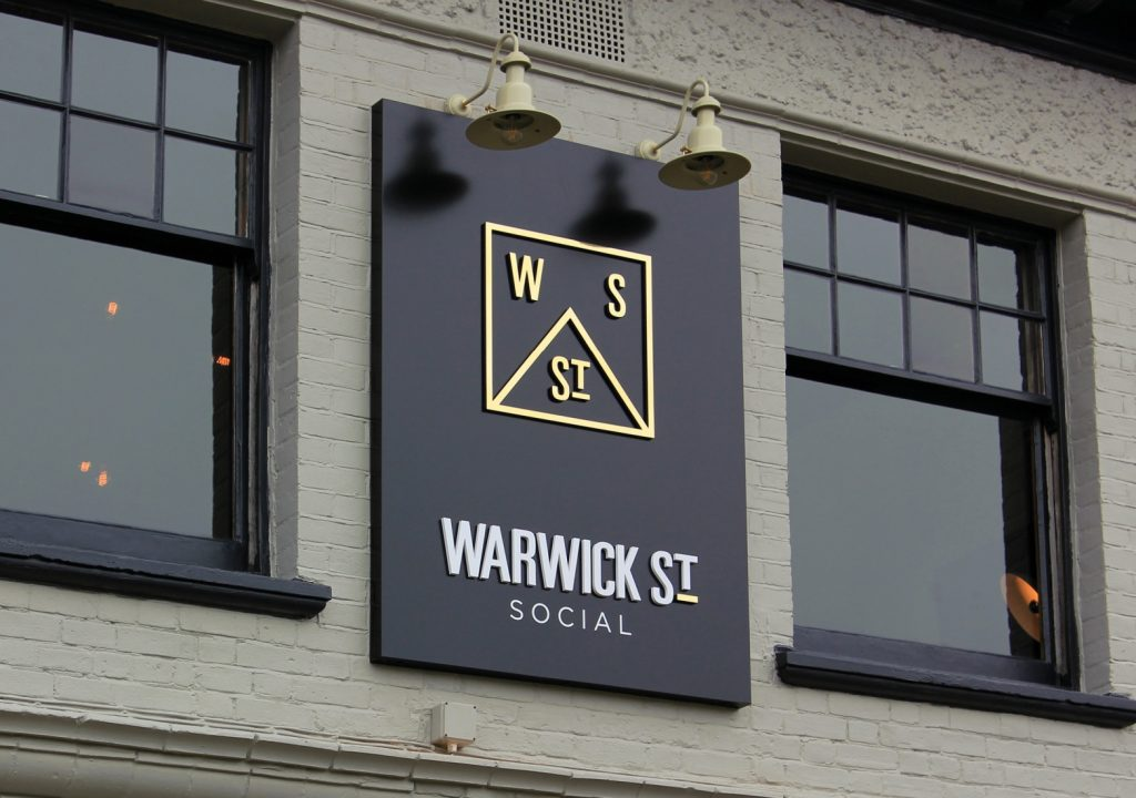 warwick st social