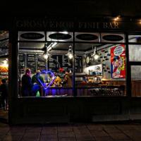 The Grosvenor Fish Bar Norwich